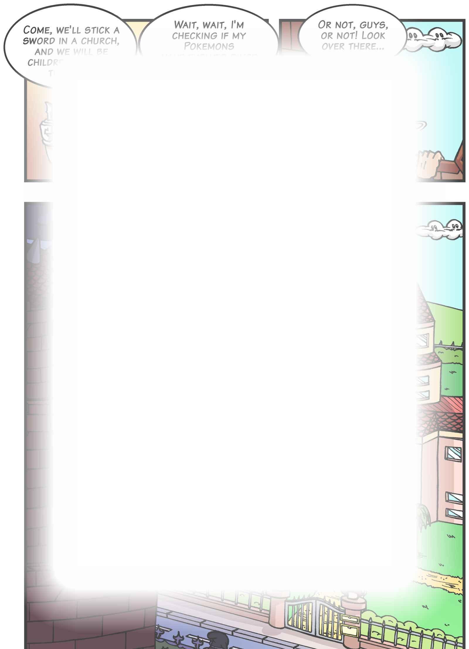 Super Dragon Bros Z : Chapitre 7 page 21