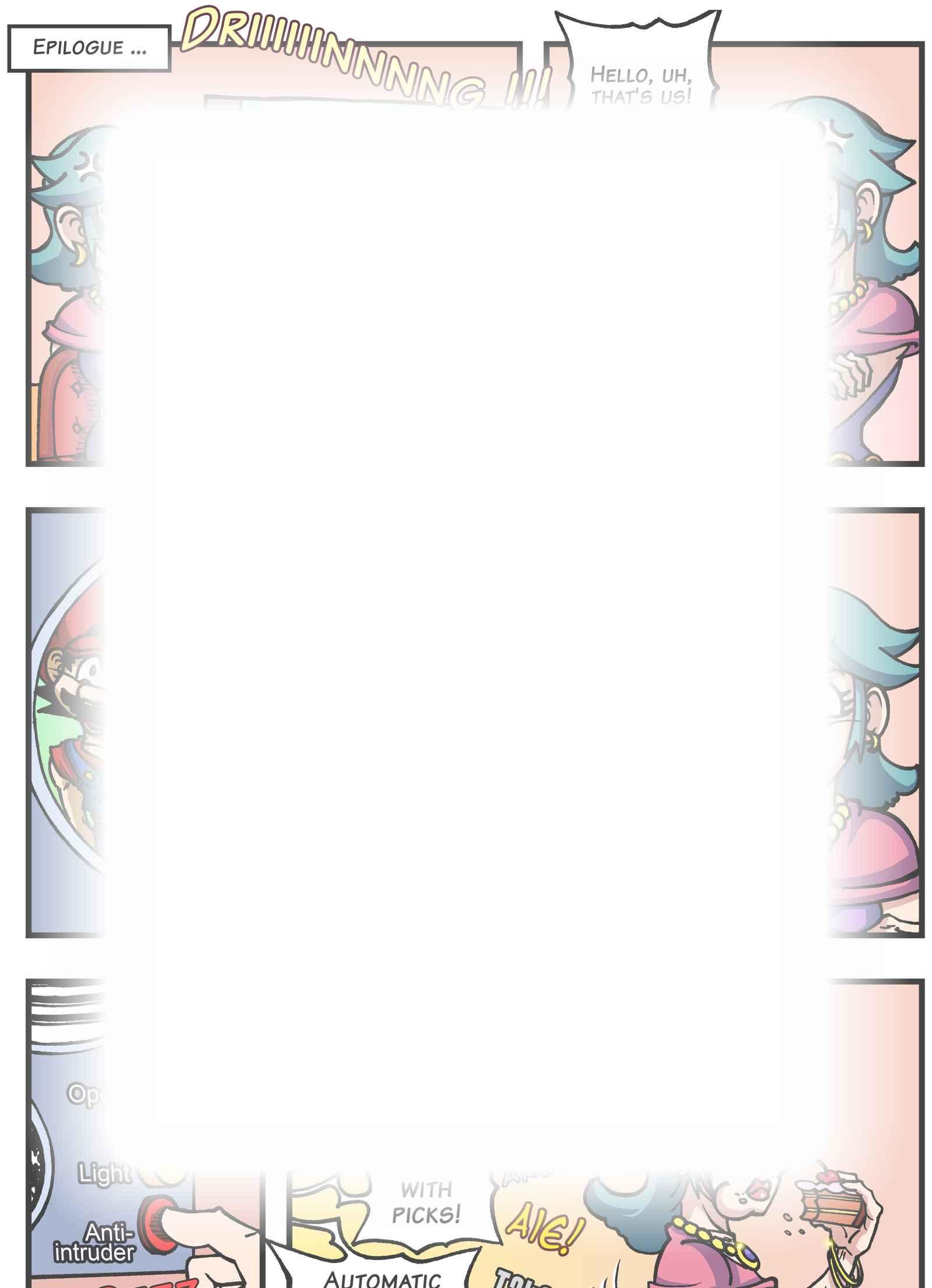 Super Dragon Bros Z : Chapitre 7 page 22