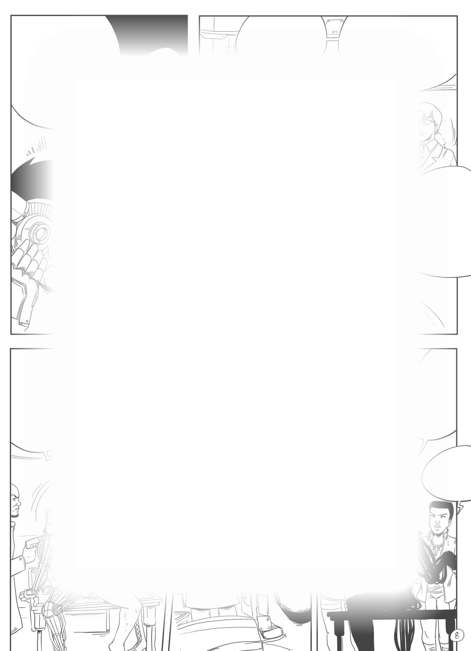 Imperfect : Capítulo 8 página 11