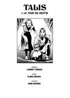 TALIS (1. La Tour du Destin)  : Chapitre 1 page 2