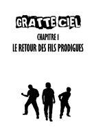 Gratte-Ciel : Capítulo 1 página 9
