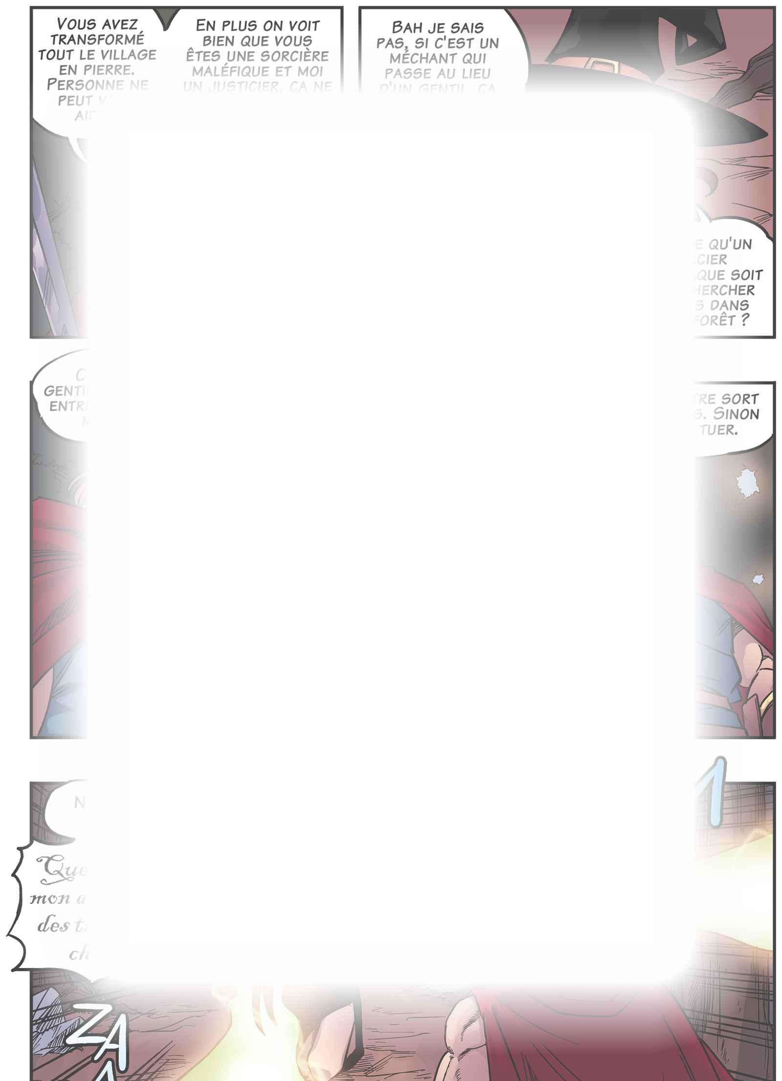 Hémisphères : Chapitre 10 page 3