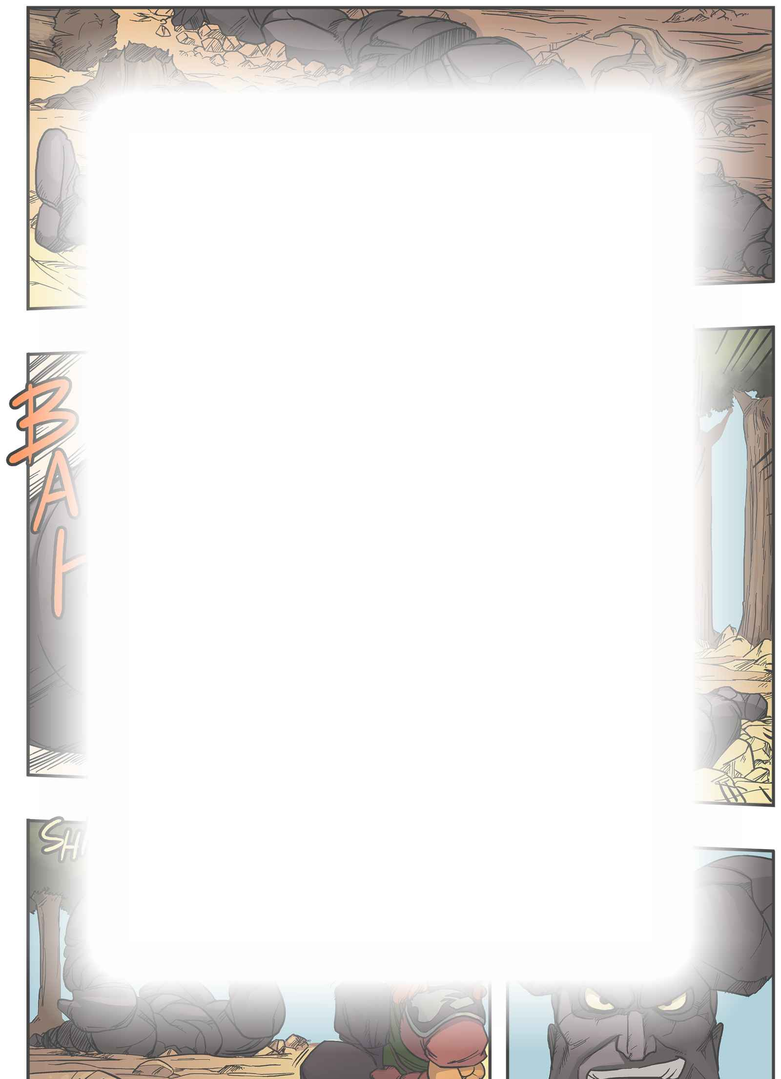Hémisphères : Chapitre 10 page 22