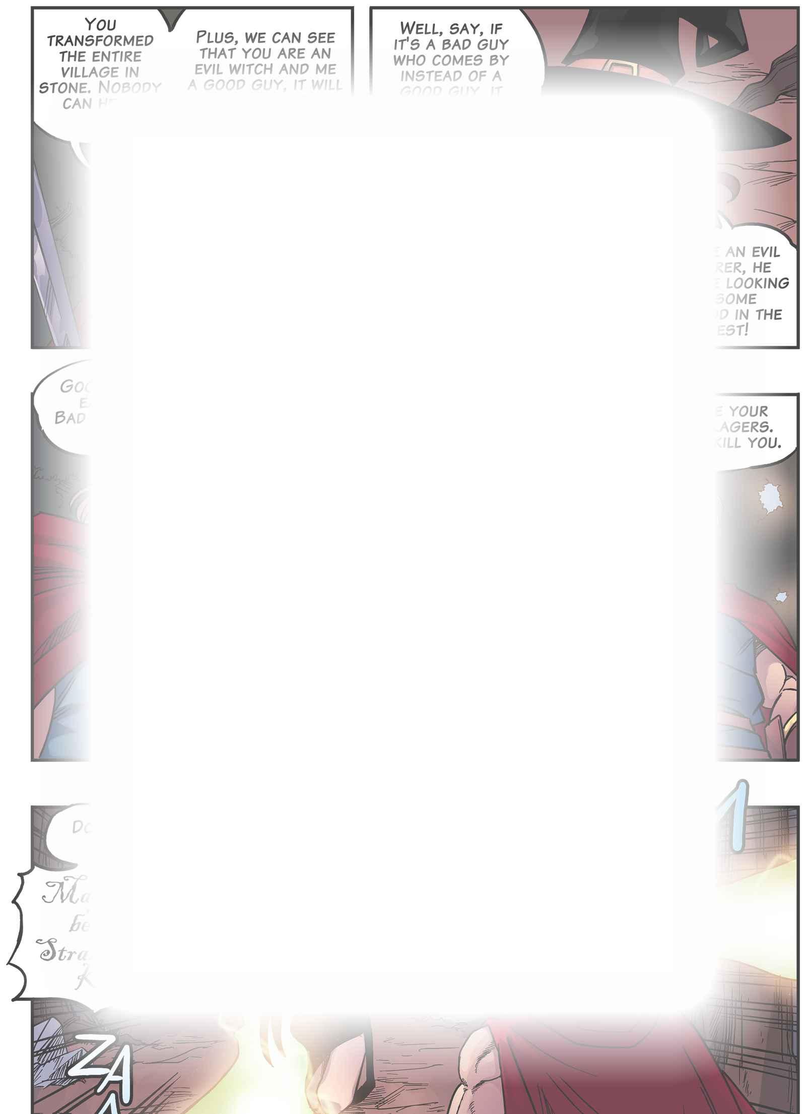 Hemispheres : チャプター 10 ページ 3