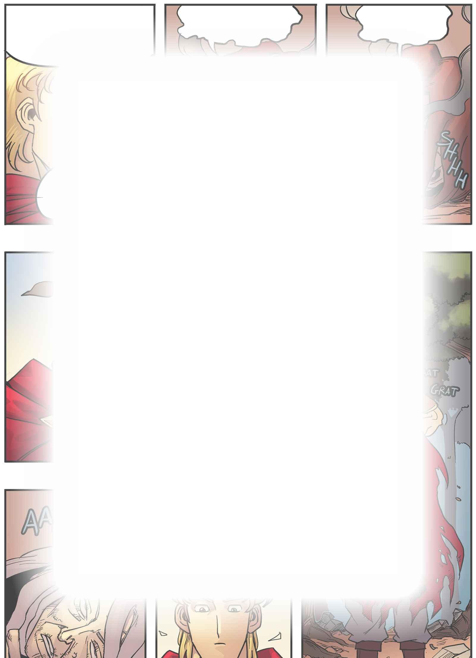 Hemisferios : Capítulo 11 página 6