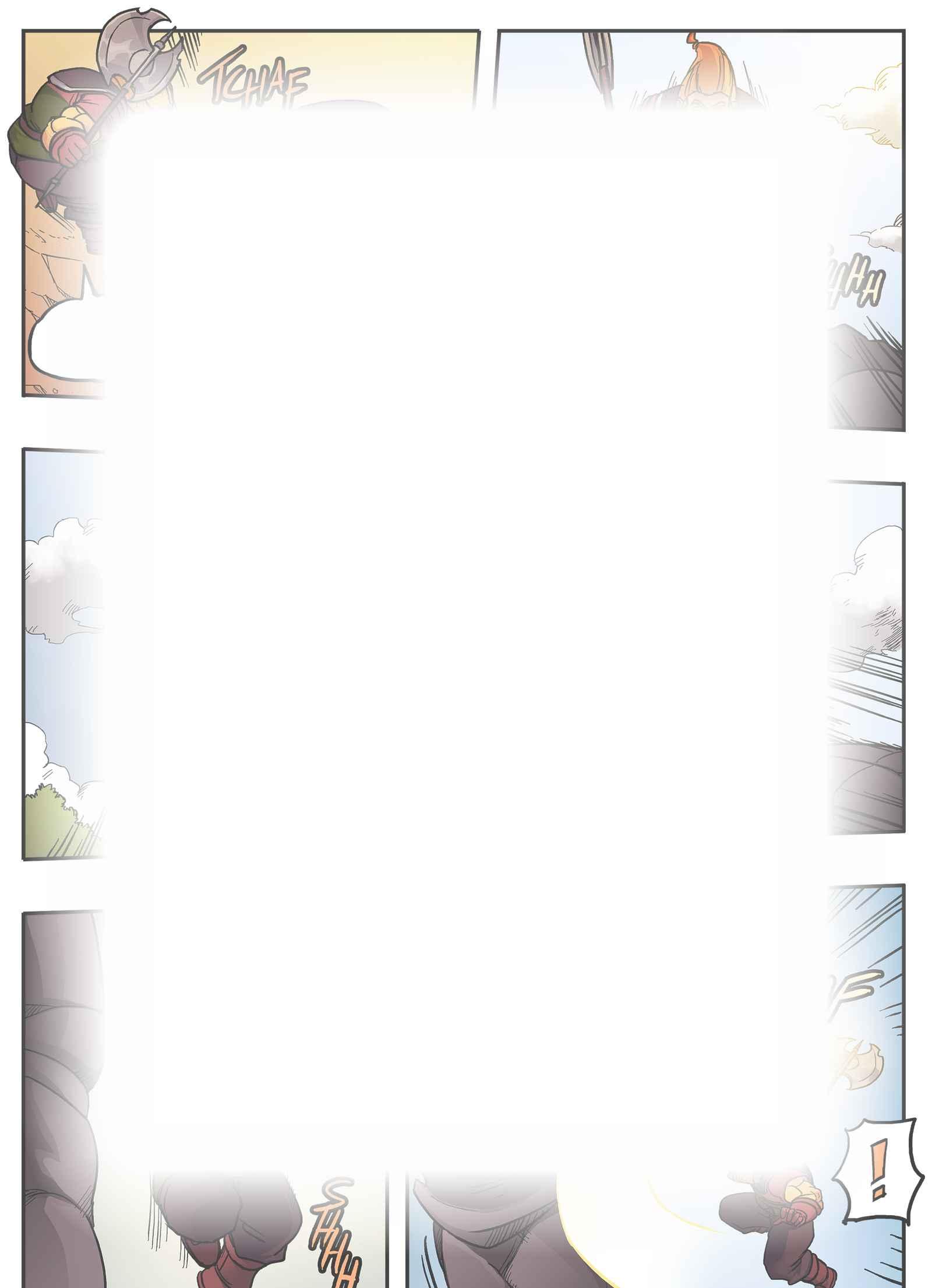 Hemisferios : Capítulo 11 página 8