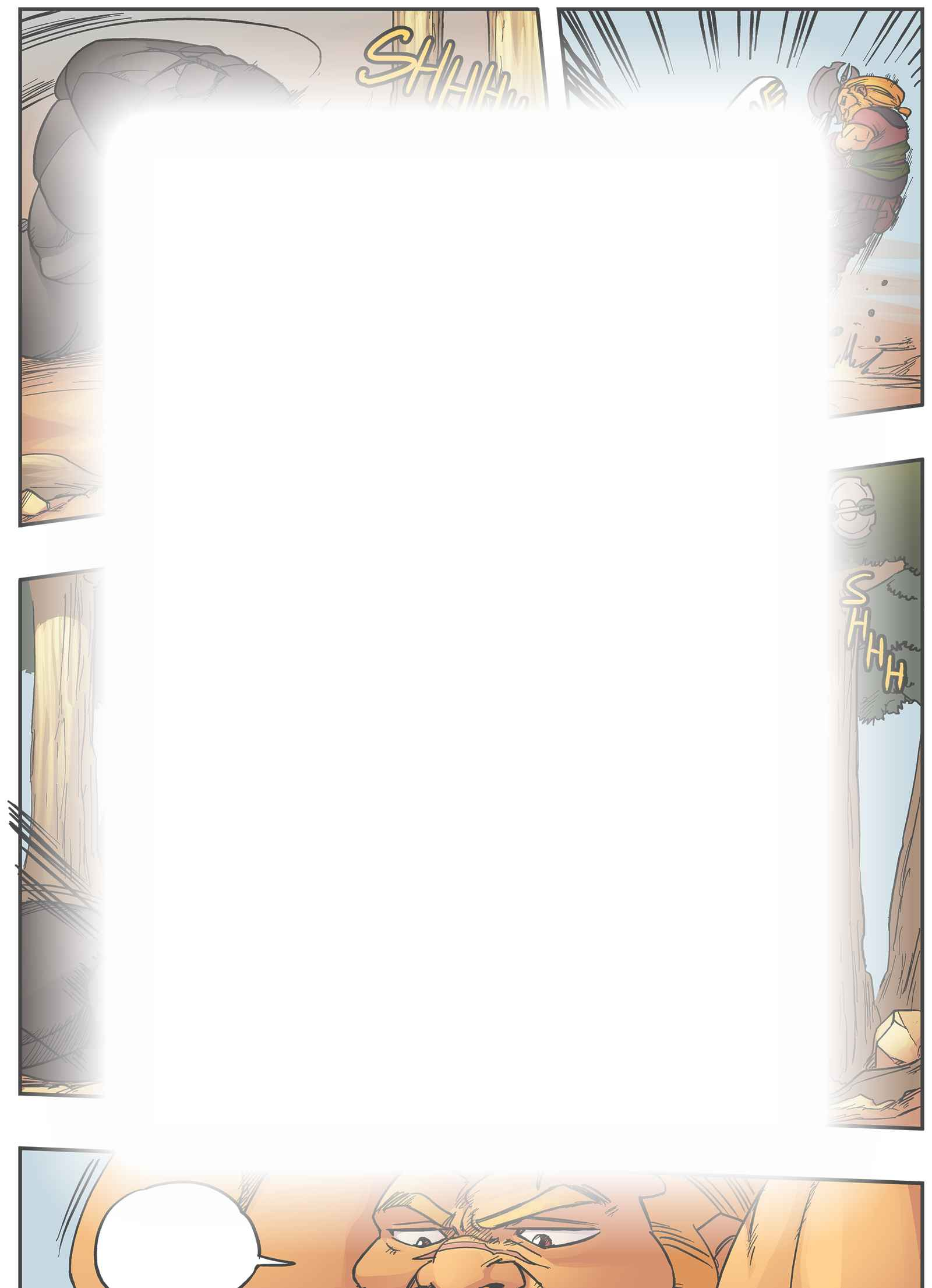 Hemisferios : Capítulo 11 página 11