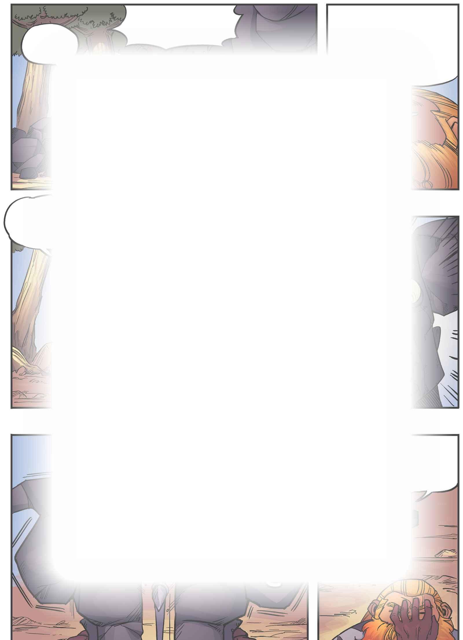 Hemisferios : Capítulo 11 página 13
