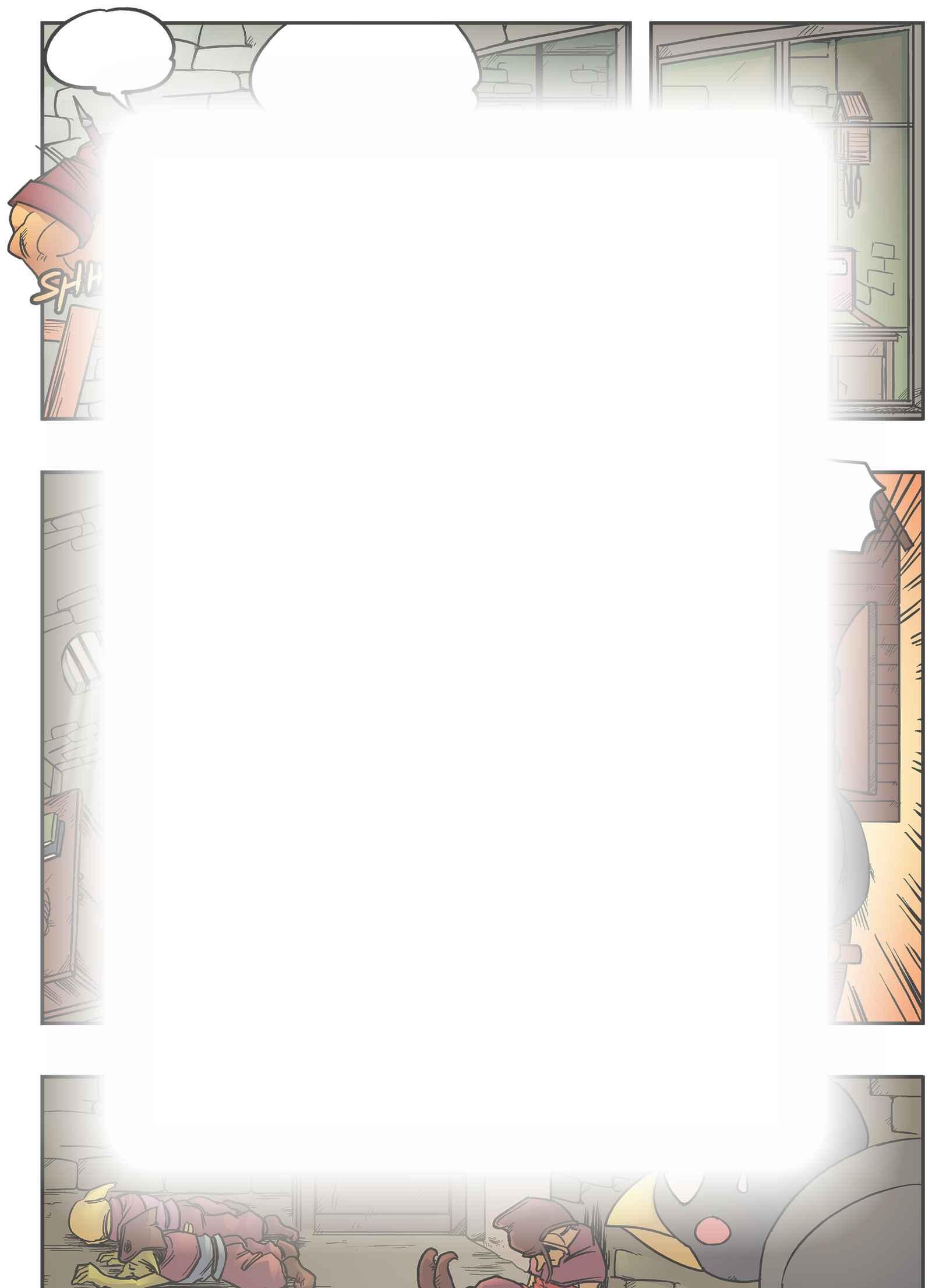 Hemisferios : Capítulo 11 página 14