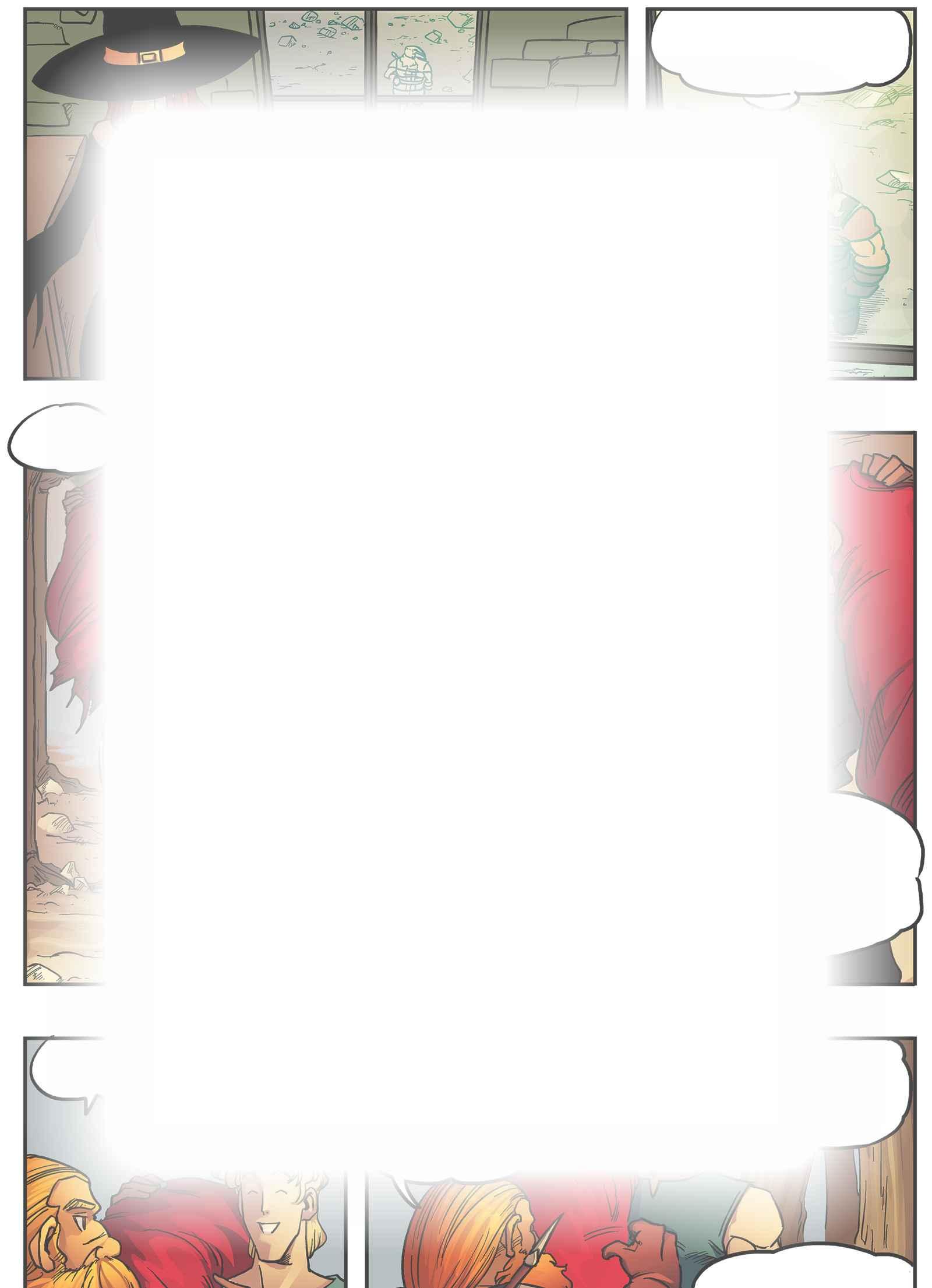 Hemisferios : Capítulo 11 página 18