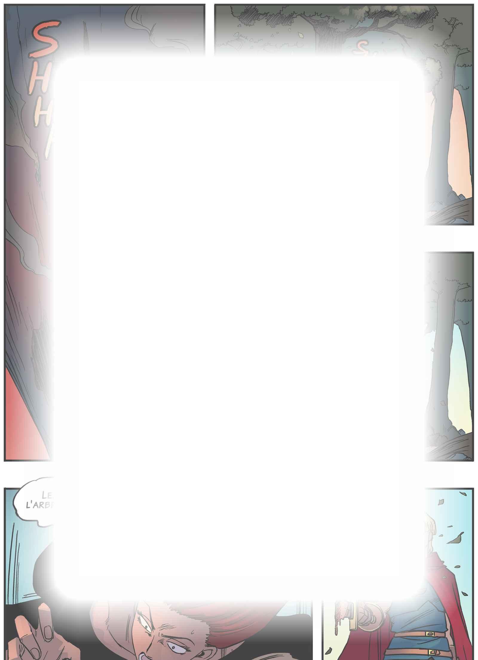 Hémisphères : チャプター 11 ページ 5