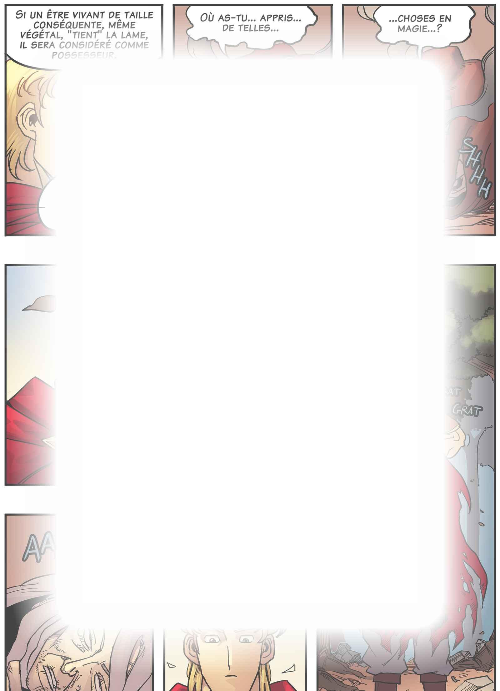 Hémisphères : Chapitre 11 page 6