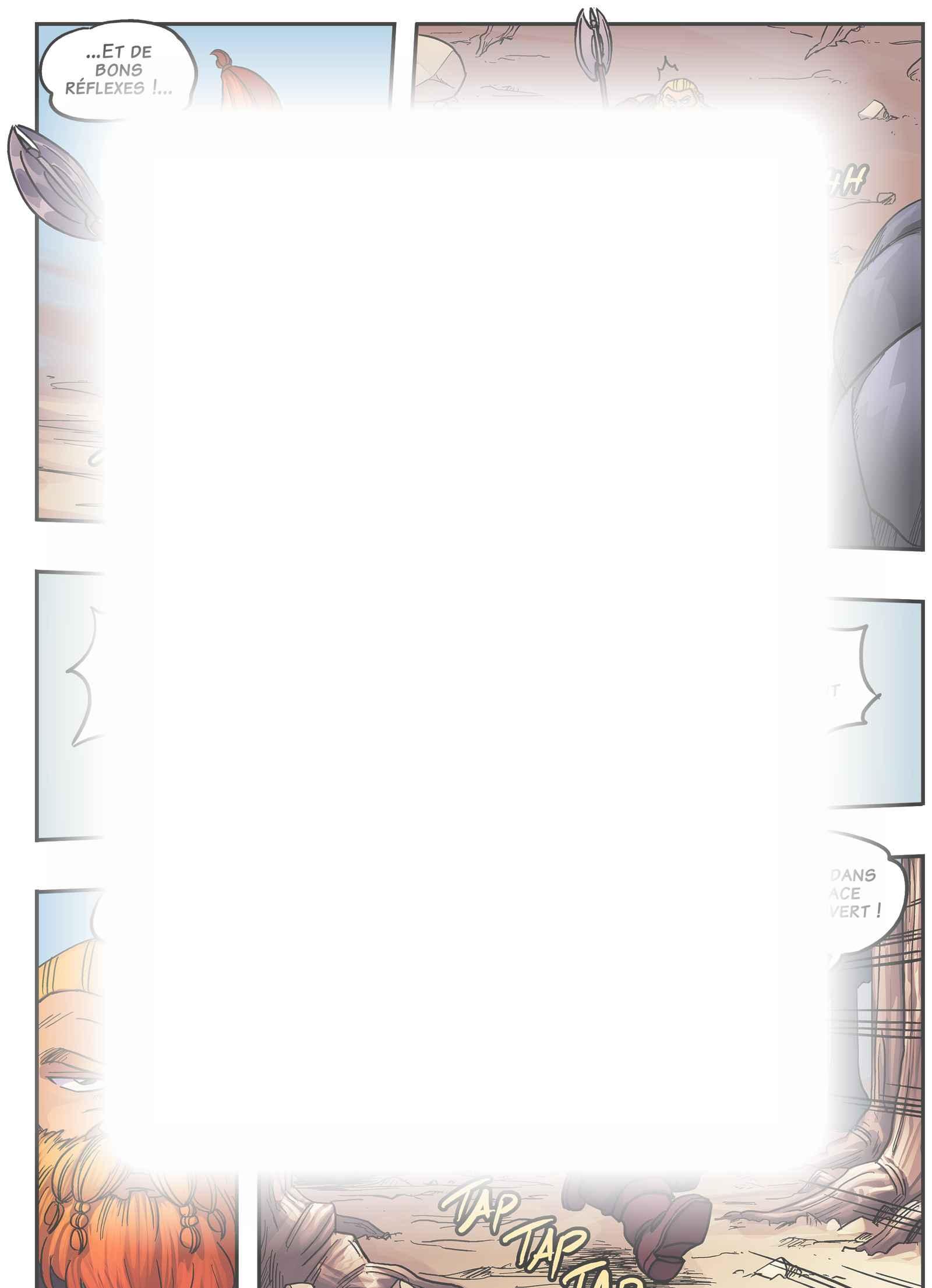 Hémisphères : Chapitre 11 page 9
