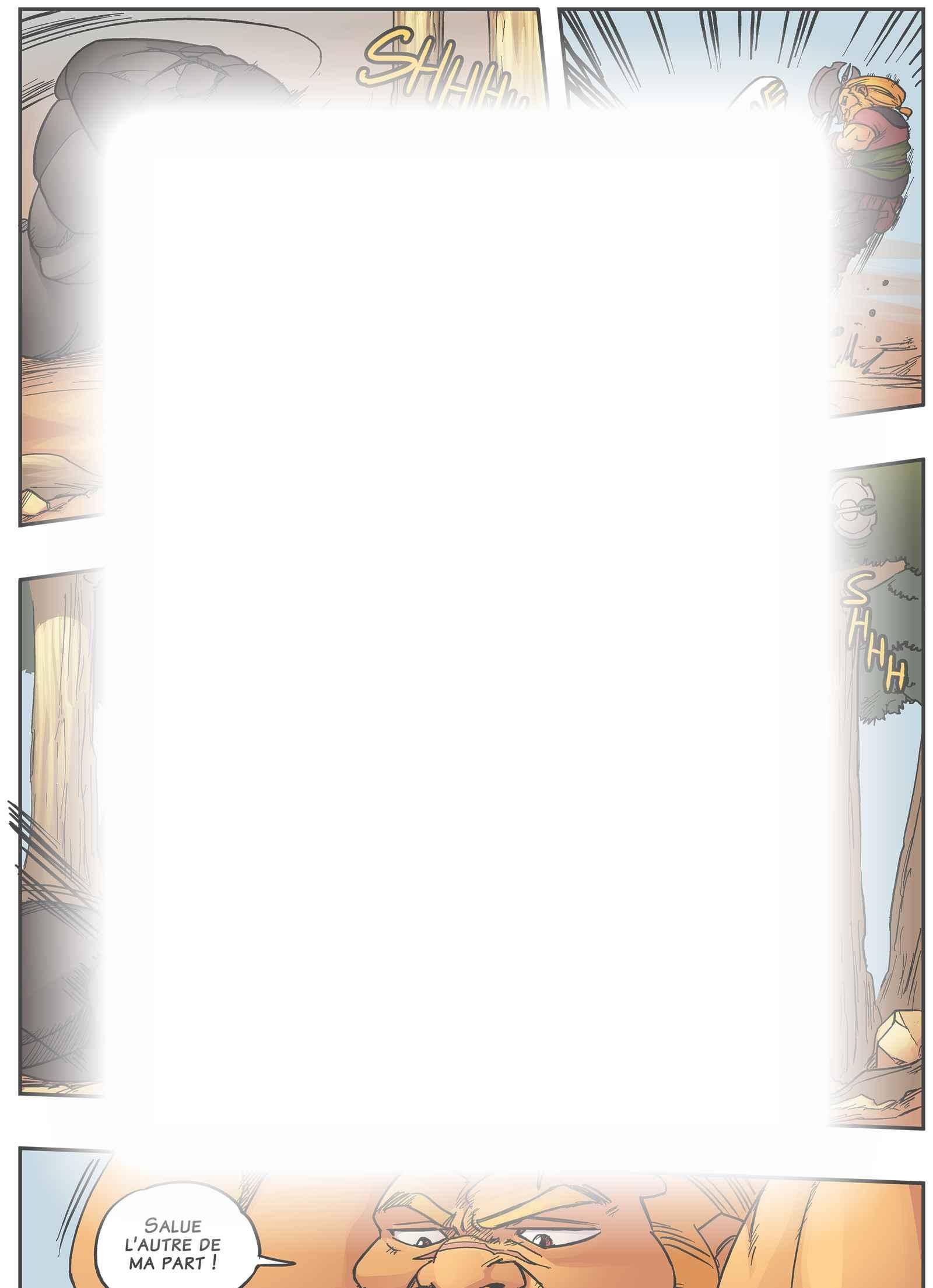 Hémisphères : チャプター 11 ページ 11