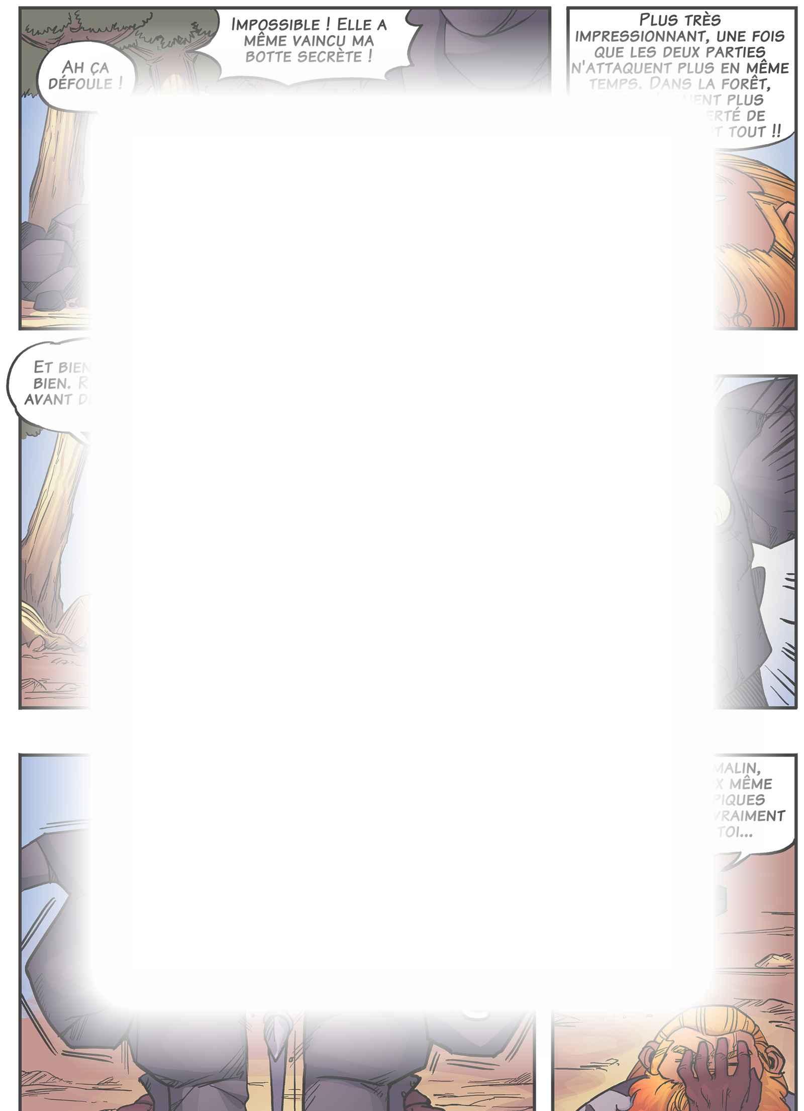 Hémisphères : チャプター 11 ページ 13
