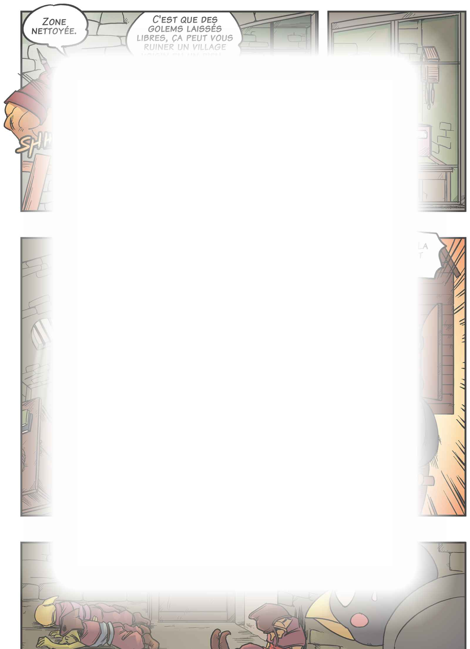 Hémisphères : チャプター 11 ページ 14