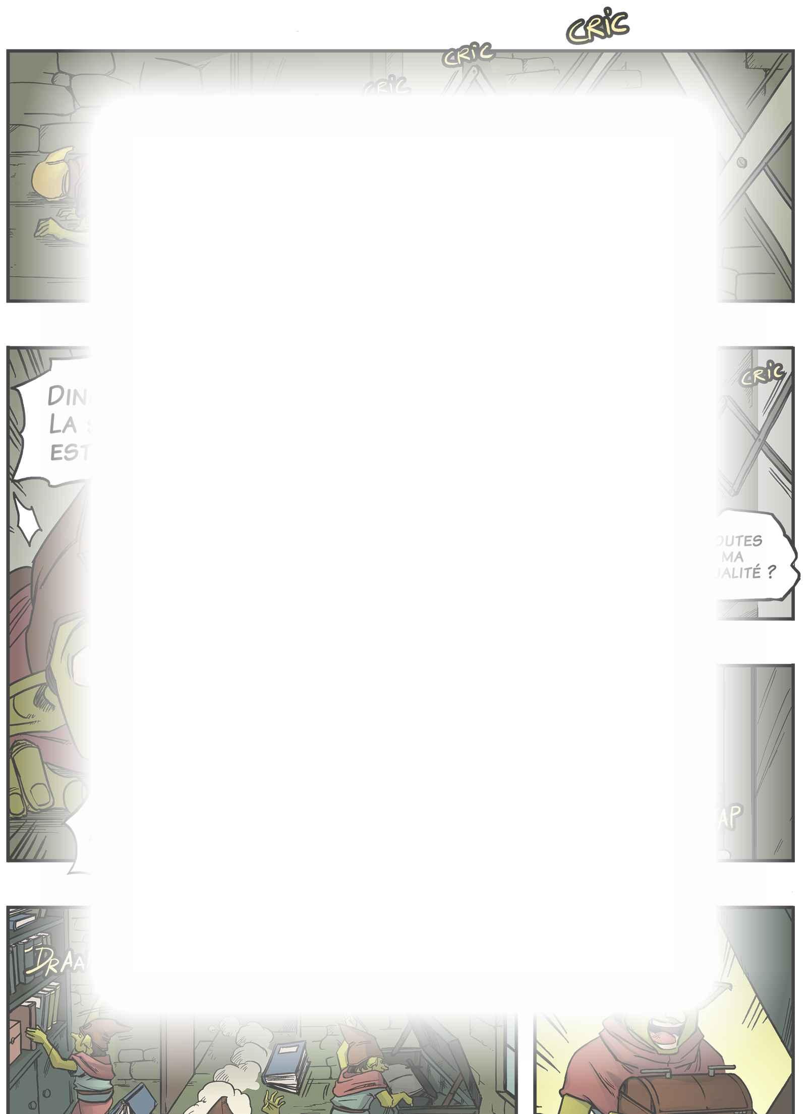 Hémisphères : チャプター 11 ページ 15