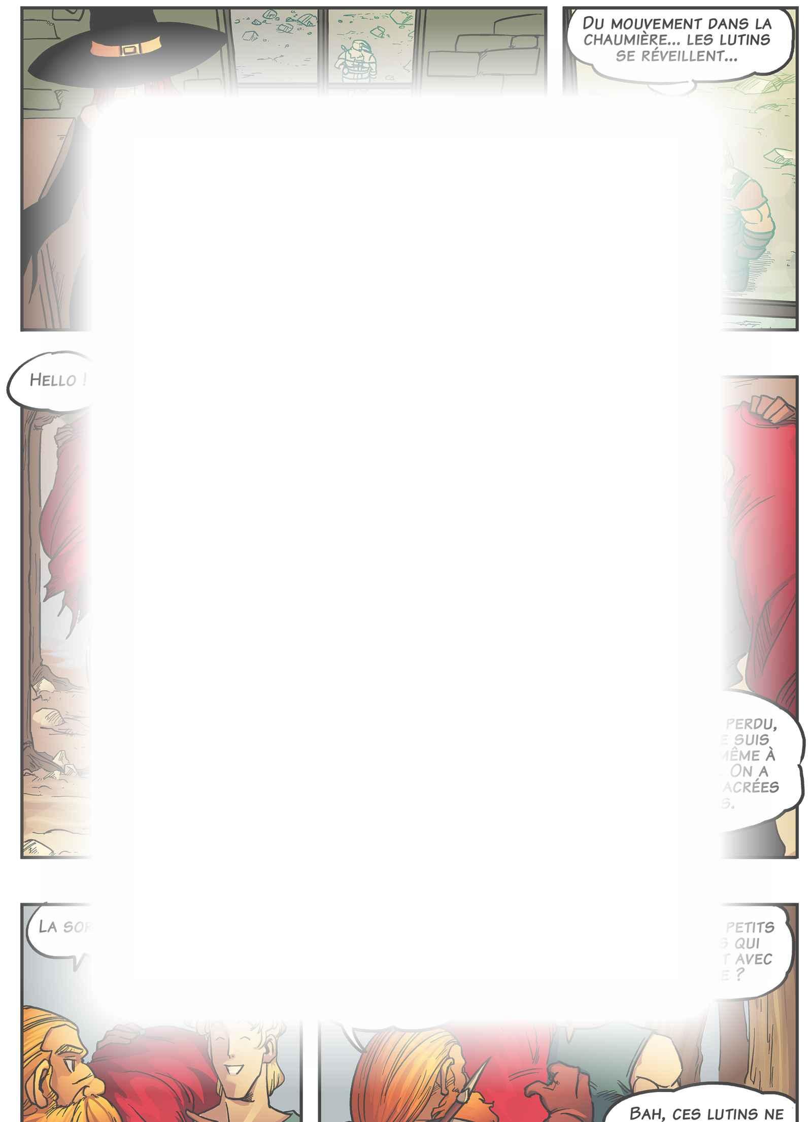 Hémisphères : Chapitre 11 page 18