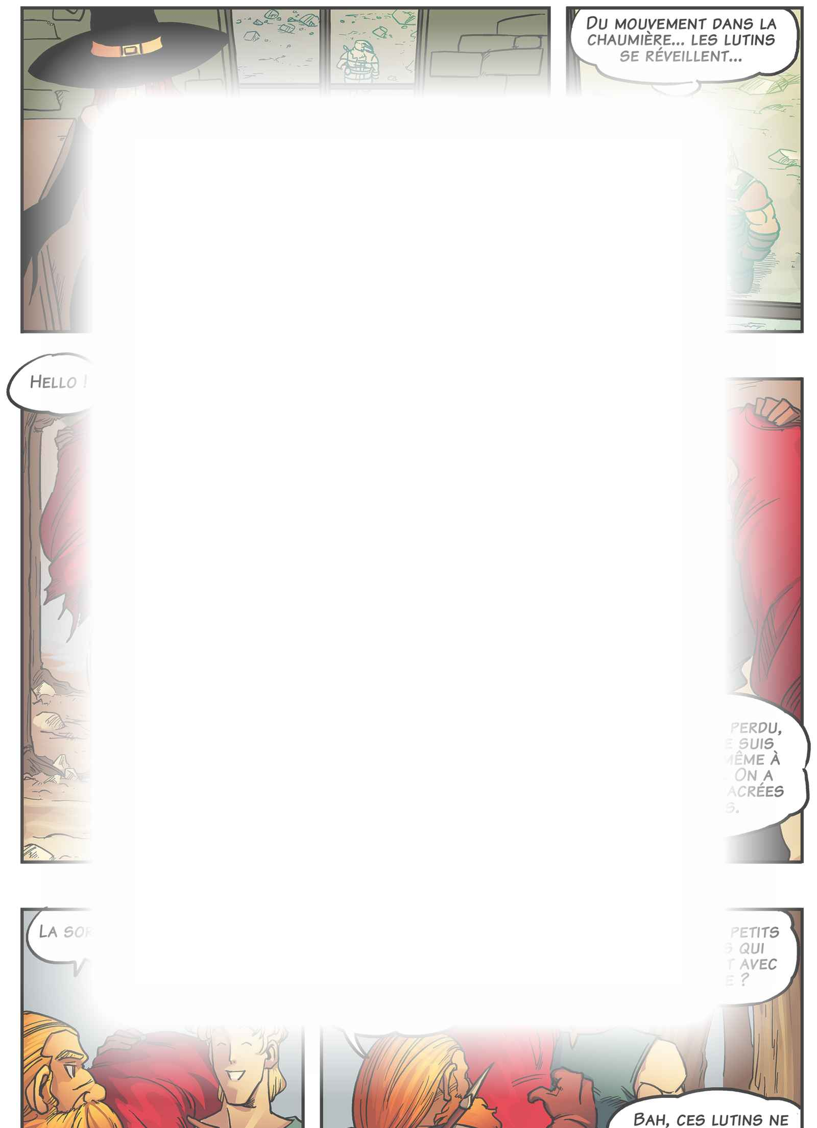 Hémisphères : チャプター 11 ページ 18