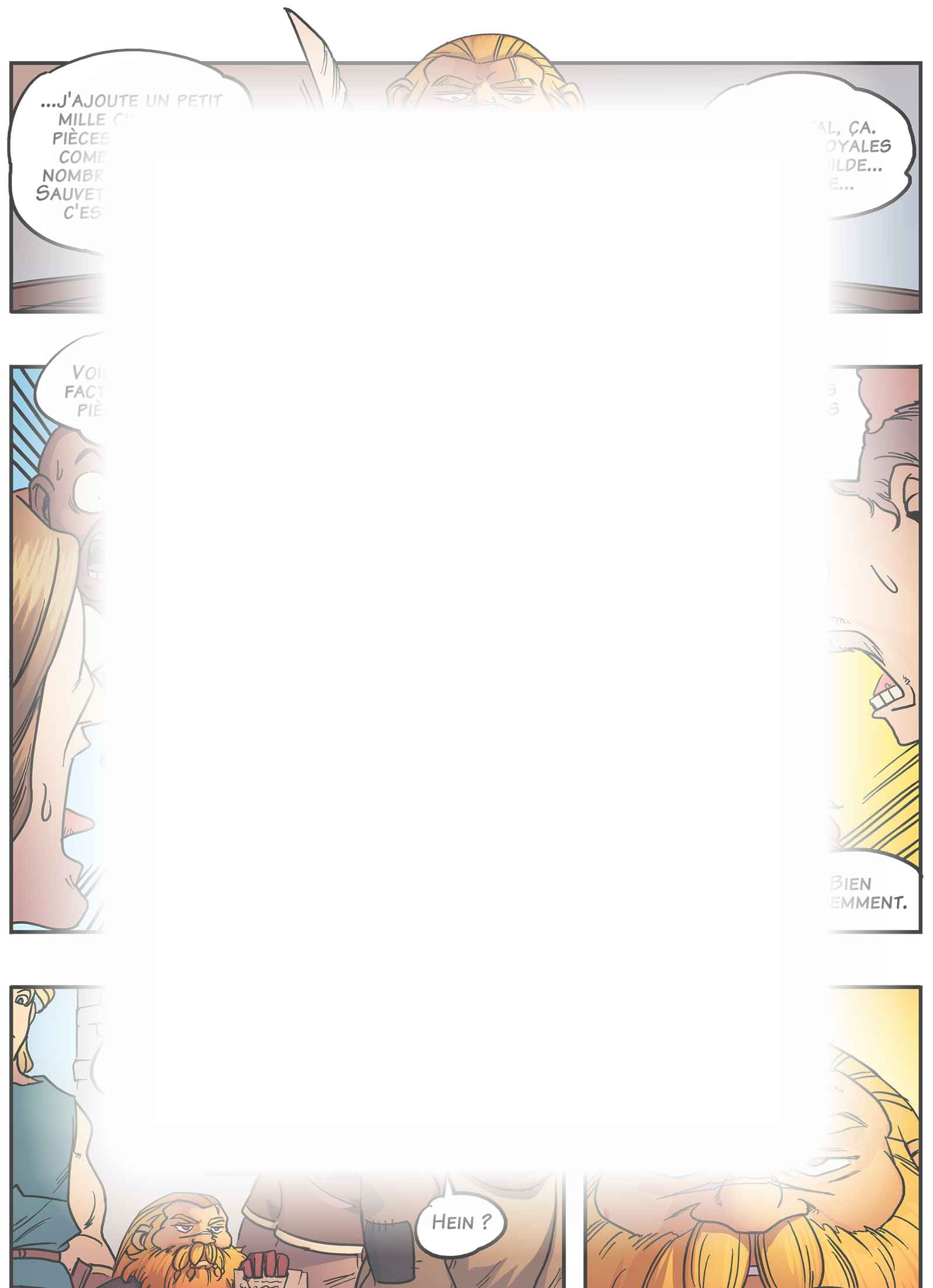 Hémisphères : チャプター 11 ページ 20