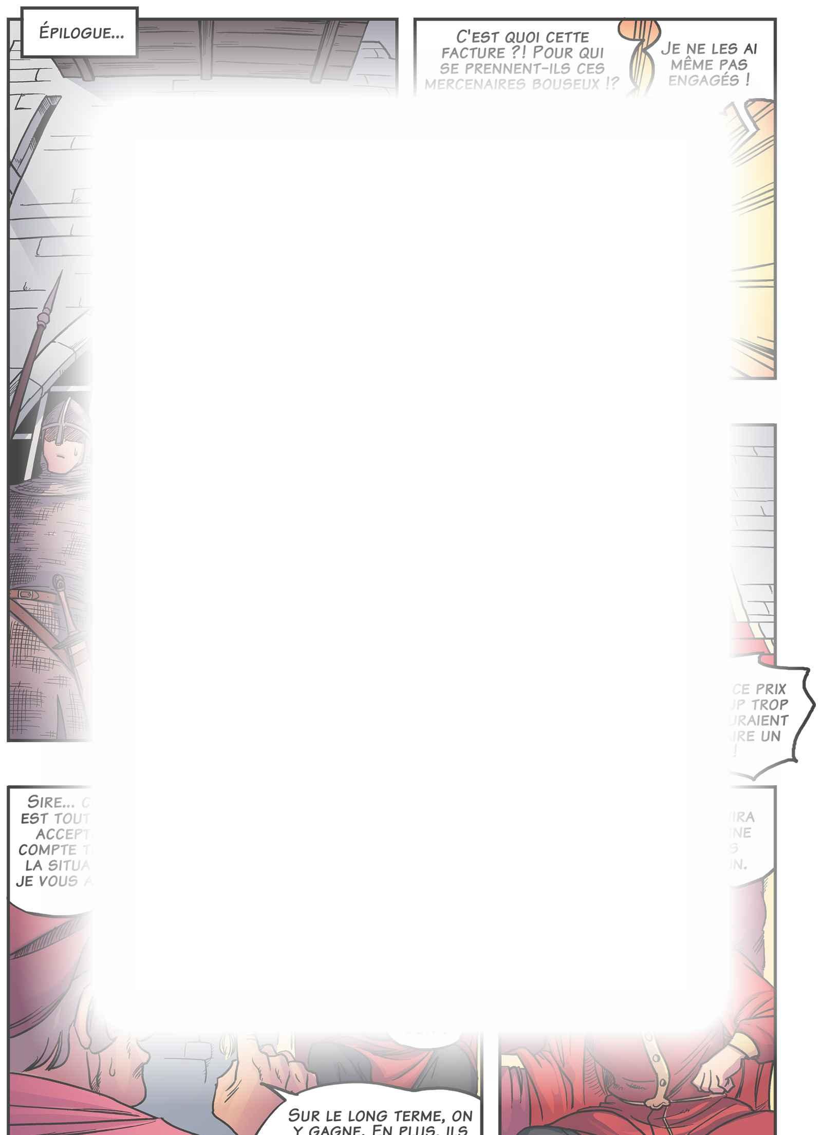 Hémisphères : チャプター 11 ページ 22