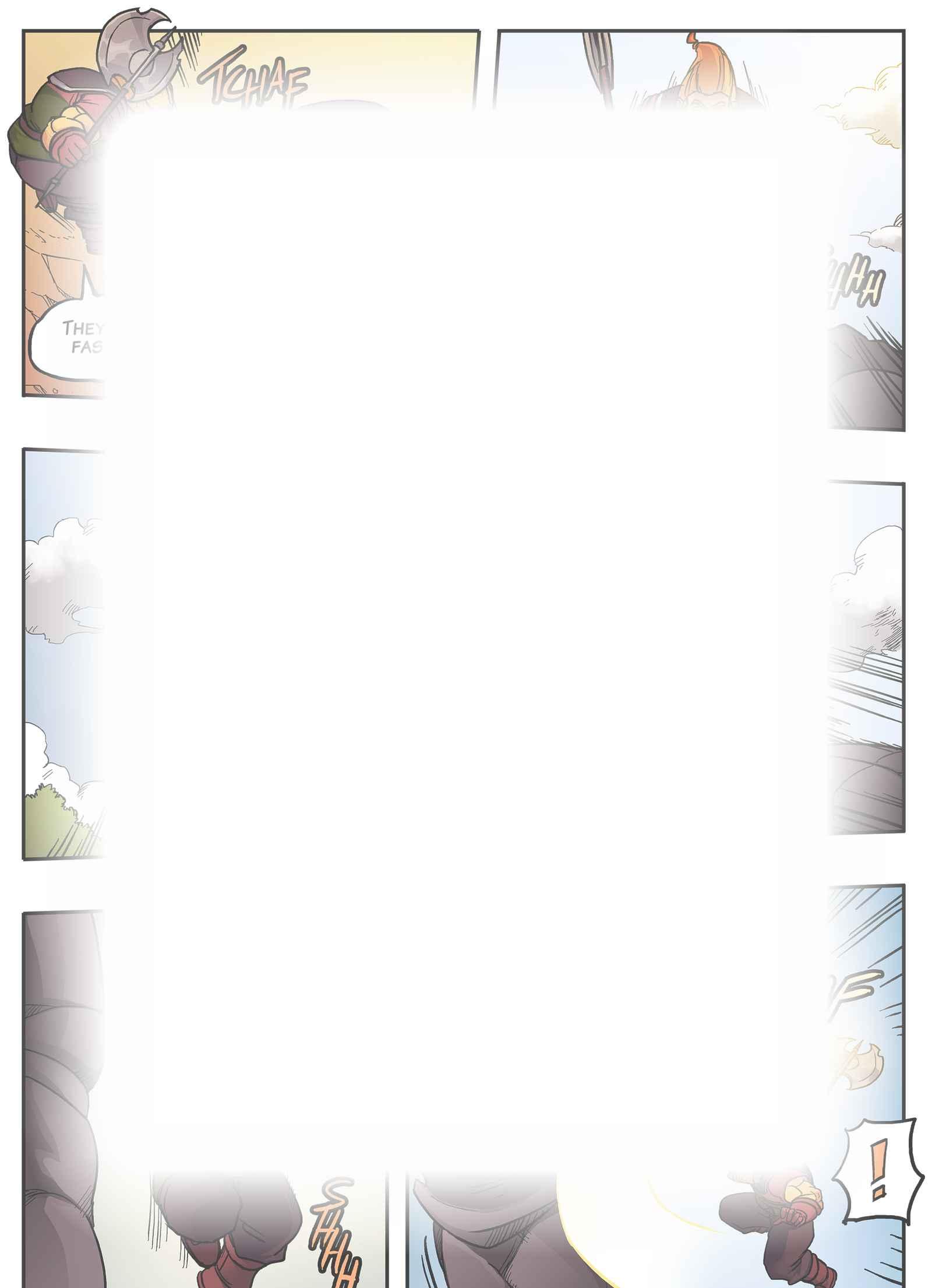 Hemispheres : チャプター 11 ページ 8