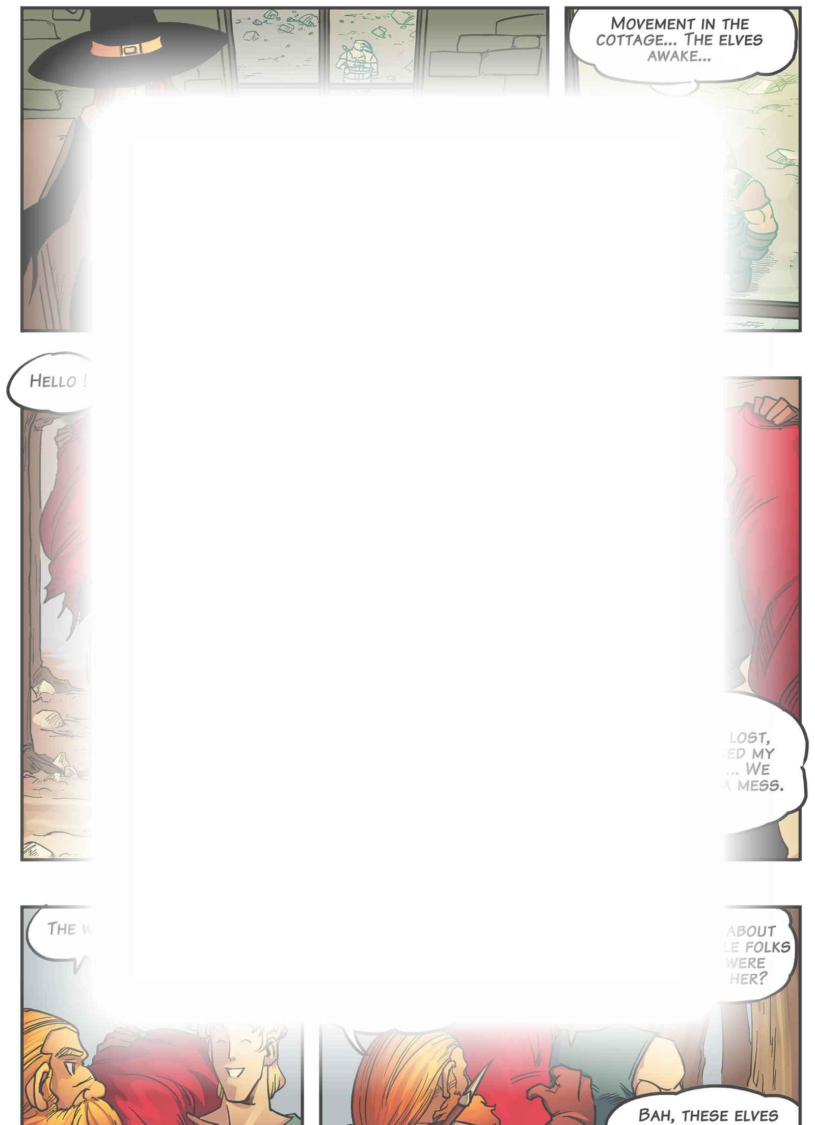 Hemispheres : チャプター 11 ページ 18