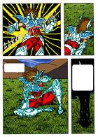 Saint Seiya Ultimate : Capítulo 8 página 18