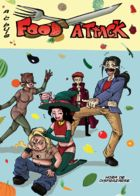 Food Attack : Capítulo 11 página 1