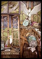 Чайка : Capítulo 1 página 3