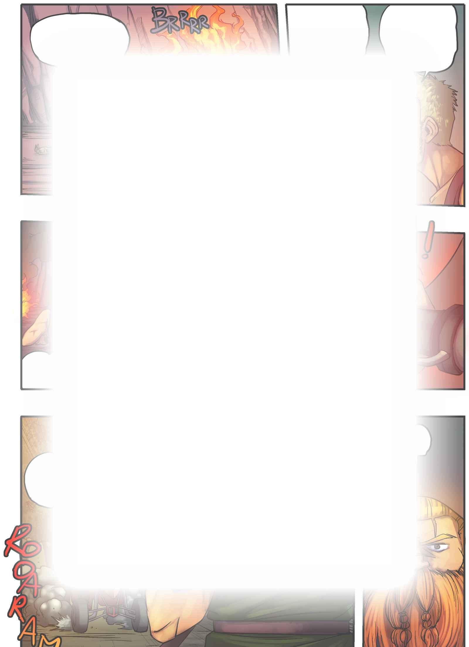 Хемисфери : チャプター 3 ページ 18