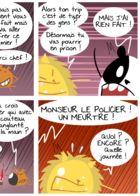 Bertrand le petit singe : Chapitre 3 page 9