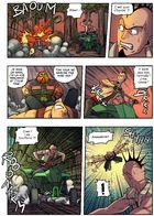 Hémisphères : チャプター 3 ページ 21