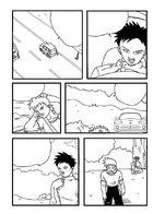Guerriers Psychiques : Capítulo 3 página 11