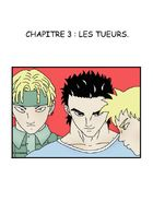 Guerriers Psychiques : Chapter 3 page 1