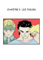 Guerriers Psychiques : Chapitre 3 page 1