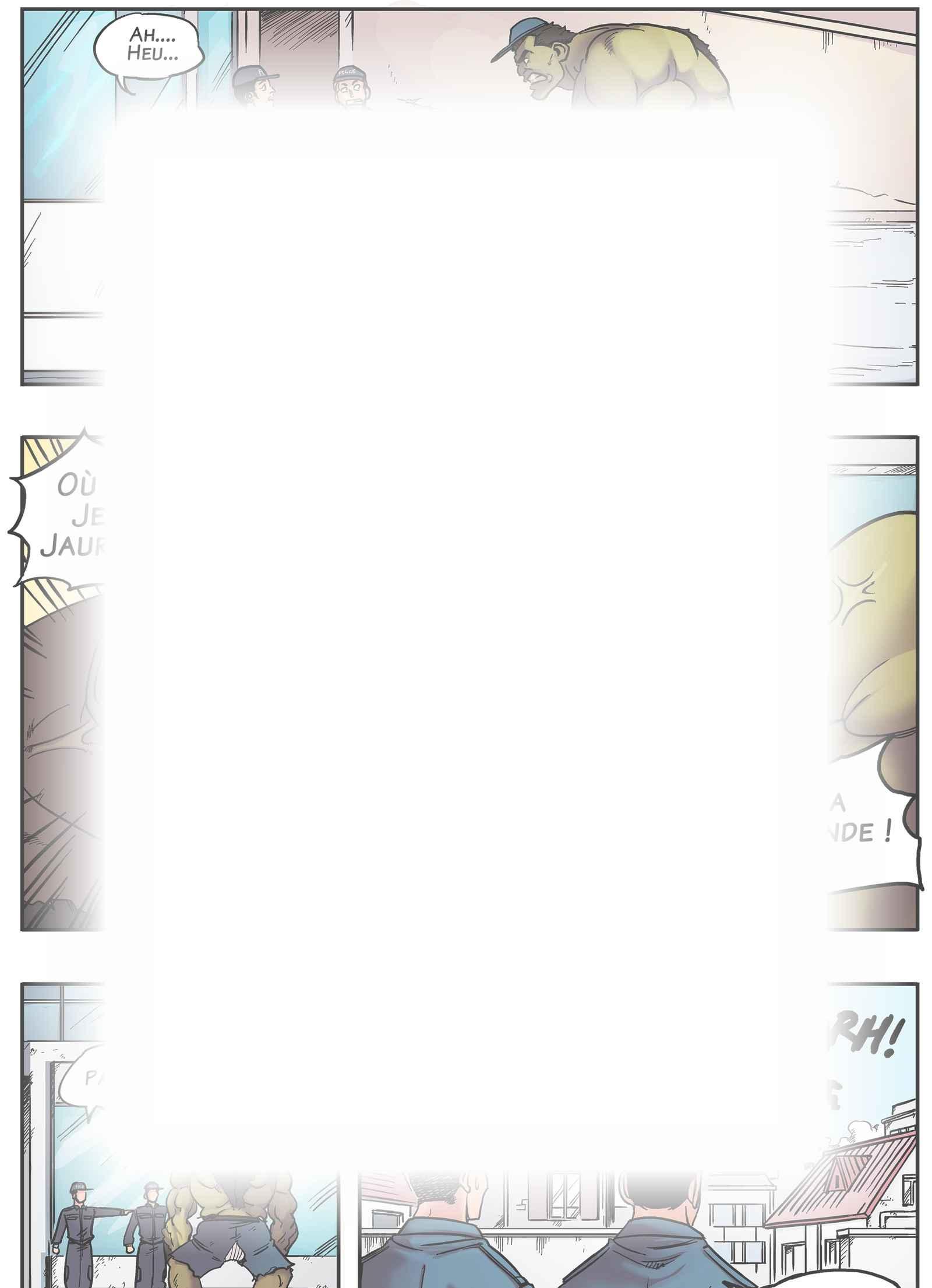 Hémisphères : チャプター 12 ページ 3