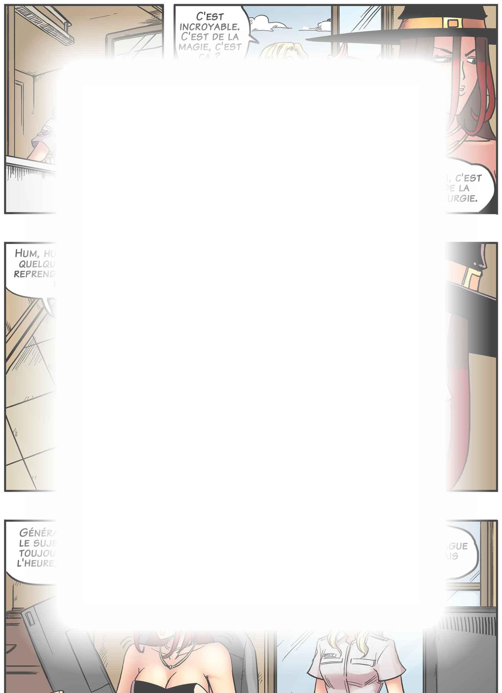 Hémisphères : チャプター 12 ページ 4