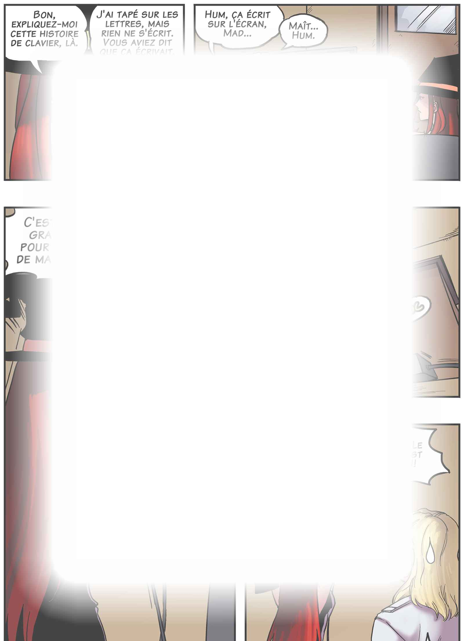 Hémisphères : チャプター 12 ページ 5