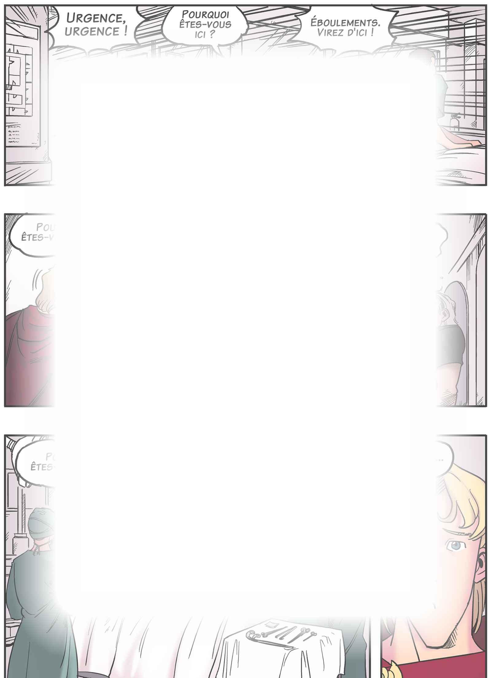 Hémisphères : チャプター 12 ページ 7