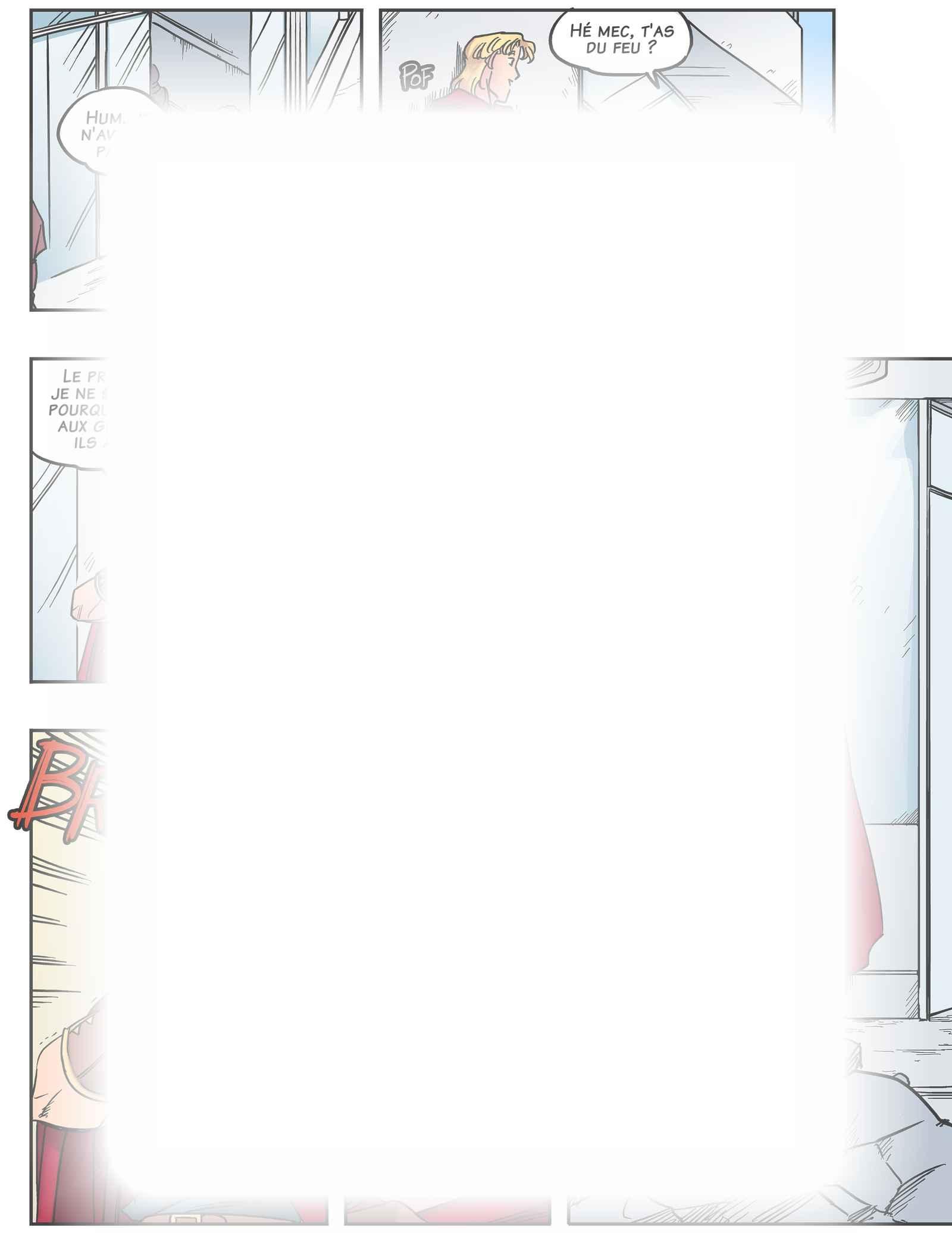Hémisphères : チャプター 12 ページ 8