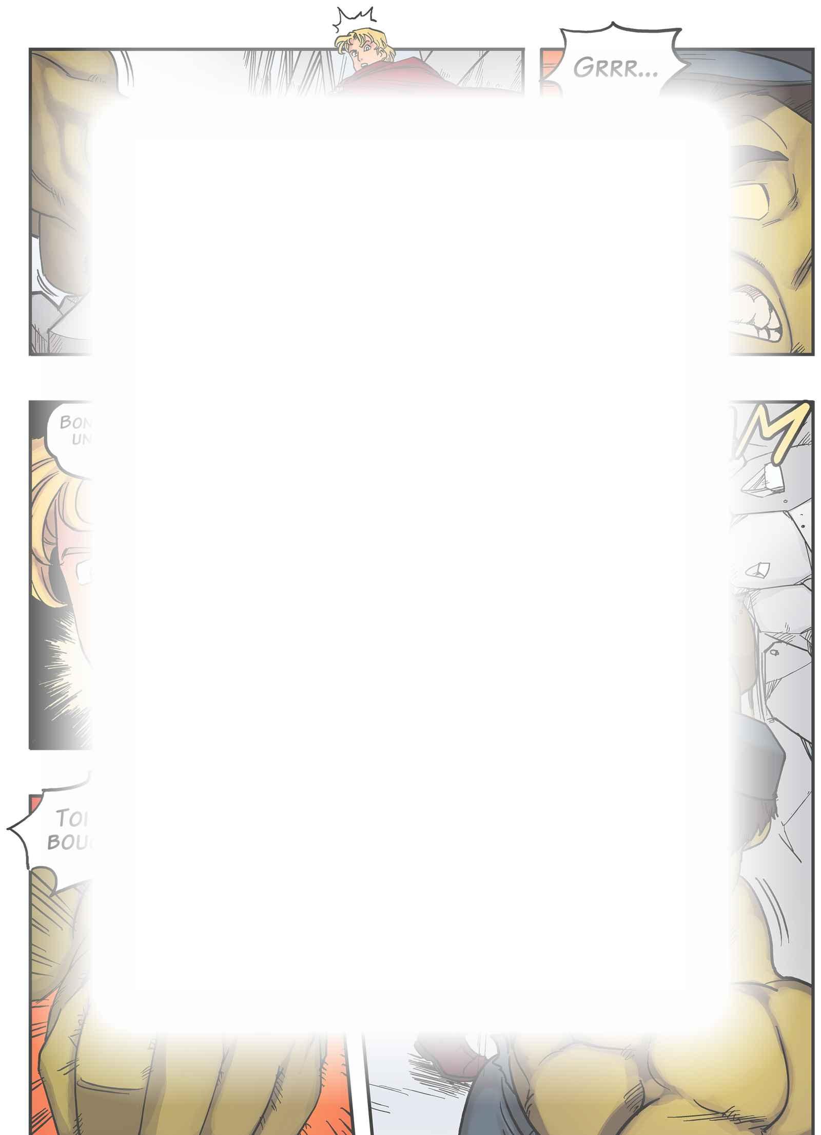 Hémisphères : チャプター 12 ページ 11