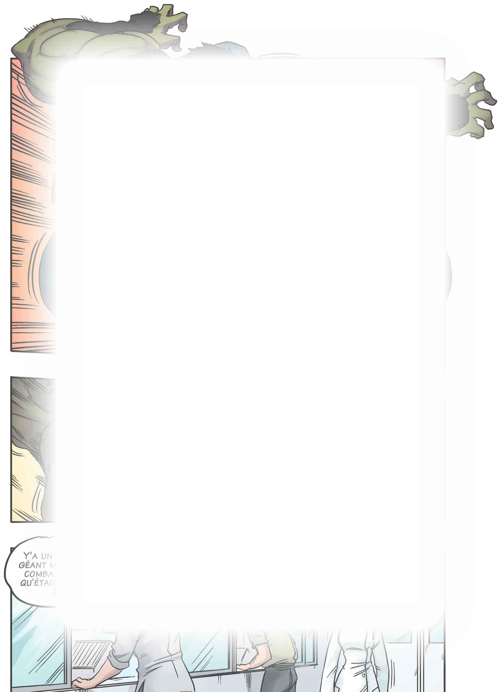 Hémisphères : チャプター 12 ページ 15