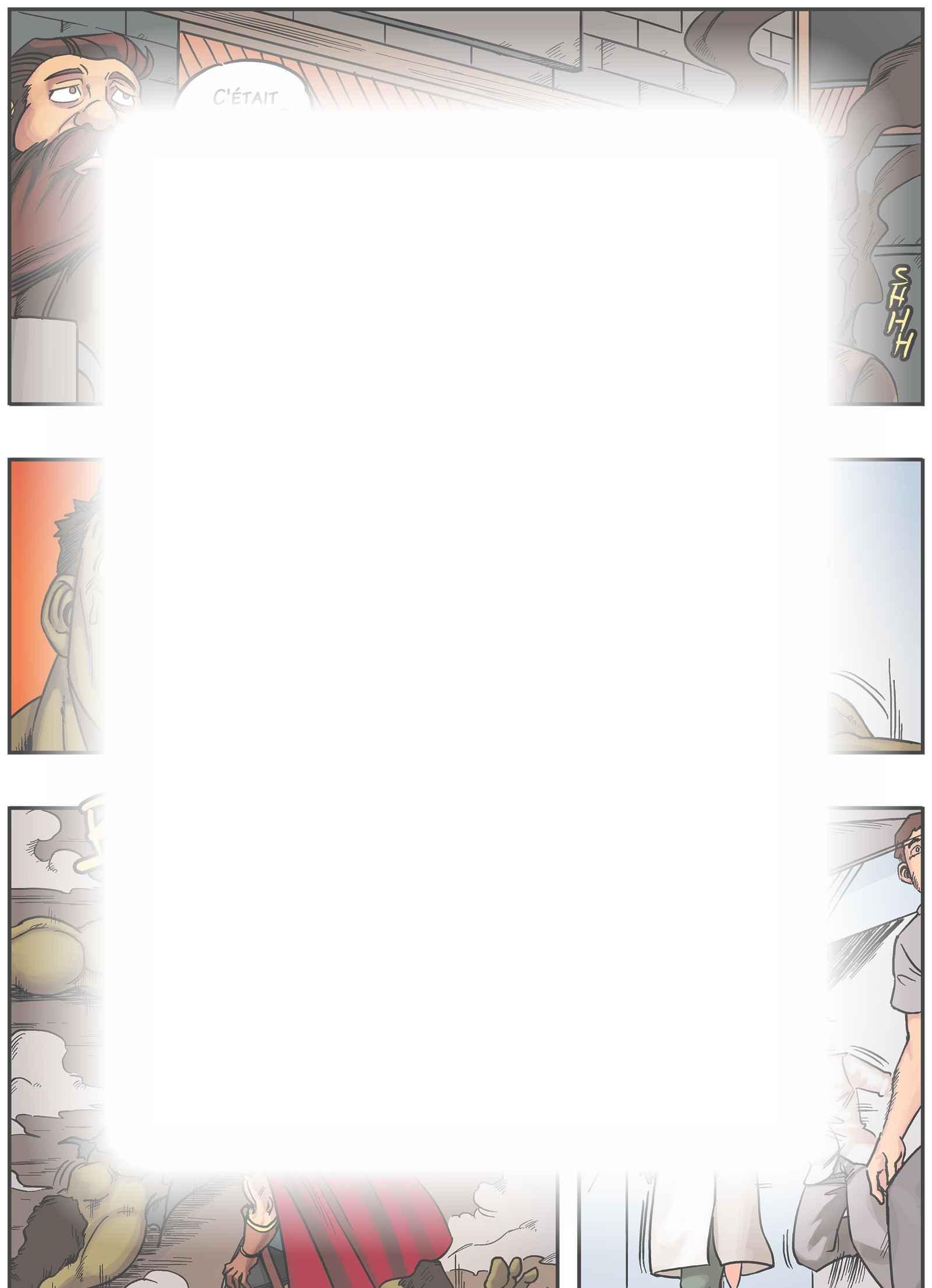 Hémisphères : チャプター 12 ページ 19