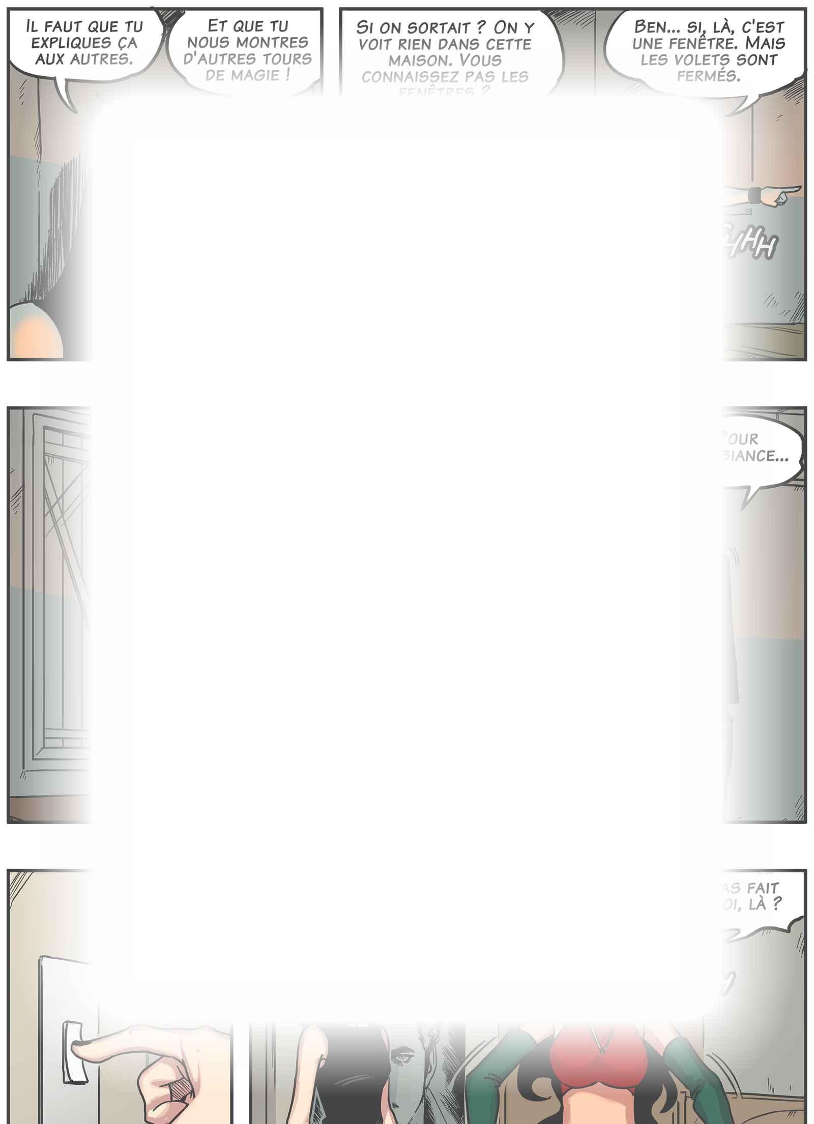 Hémisphères : Chapitre 13 page 3