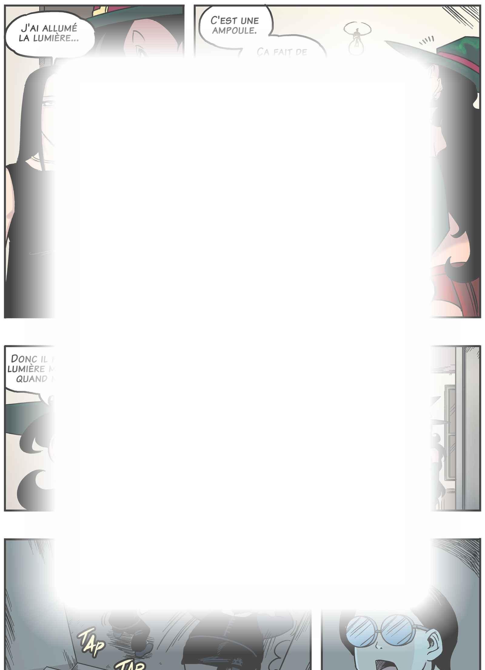Hémisphères : Chapitre 13 page 4