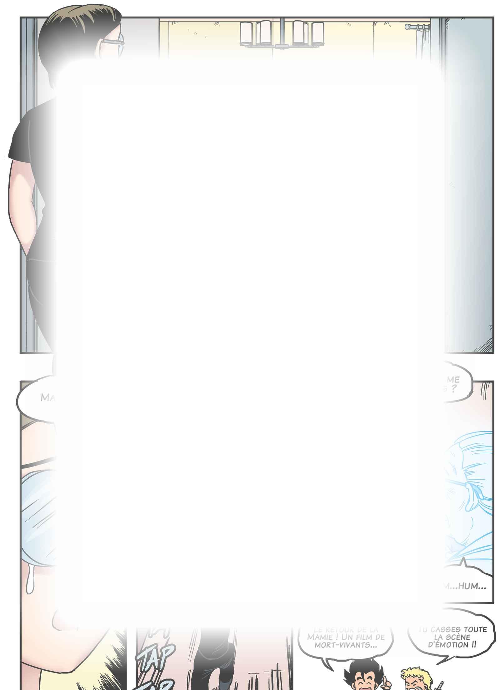 Hémisphères : Chapitre 13 page 5