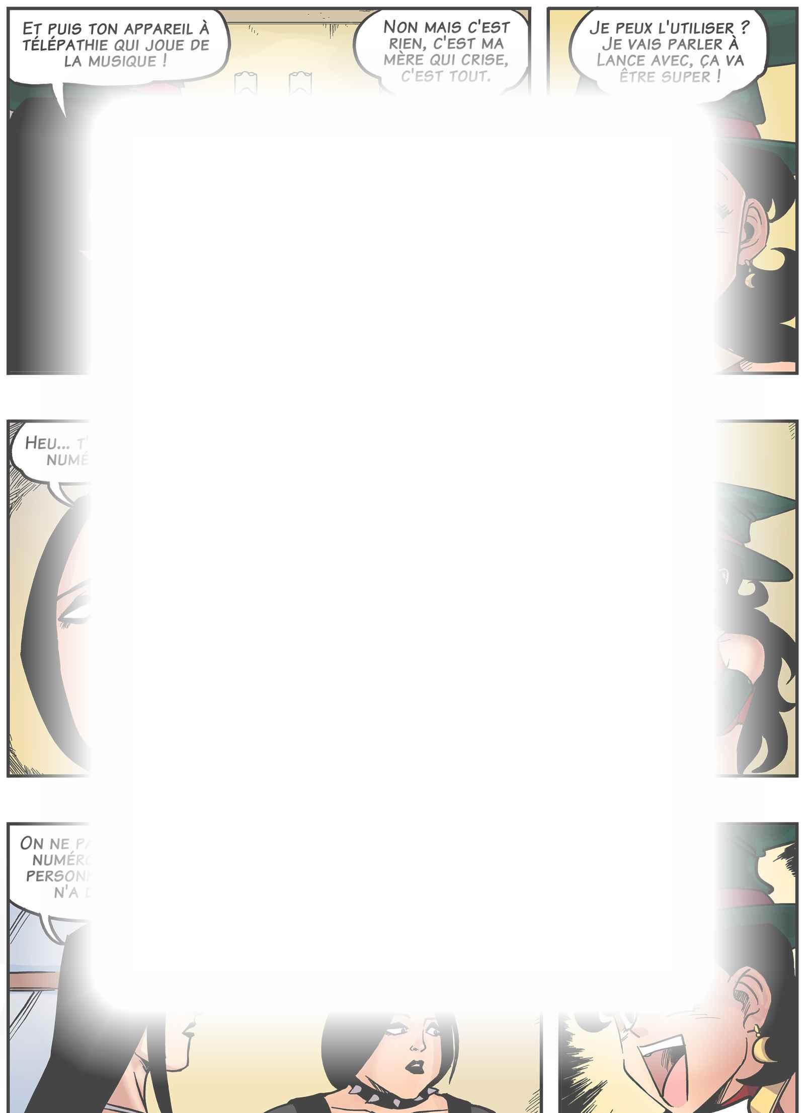 Hémisphères : Chapitre 13 page 8