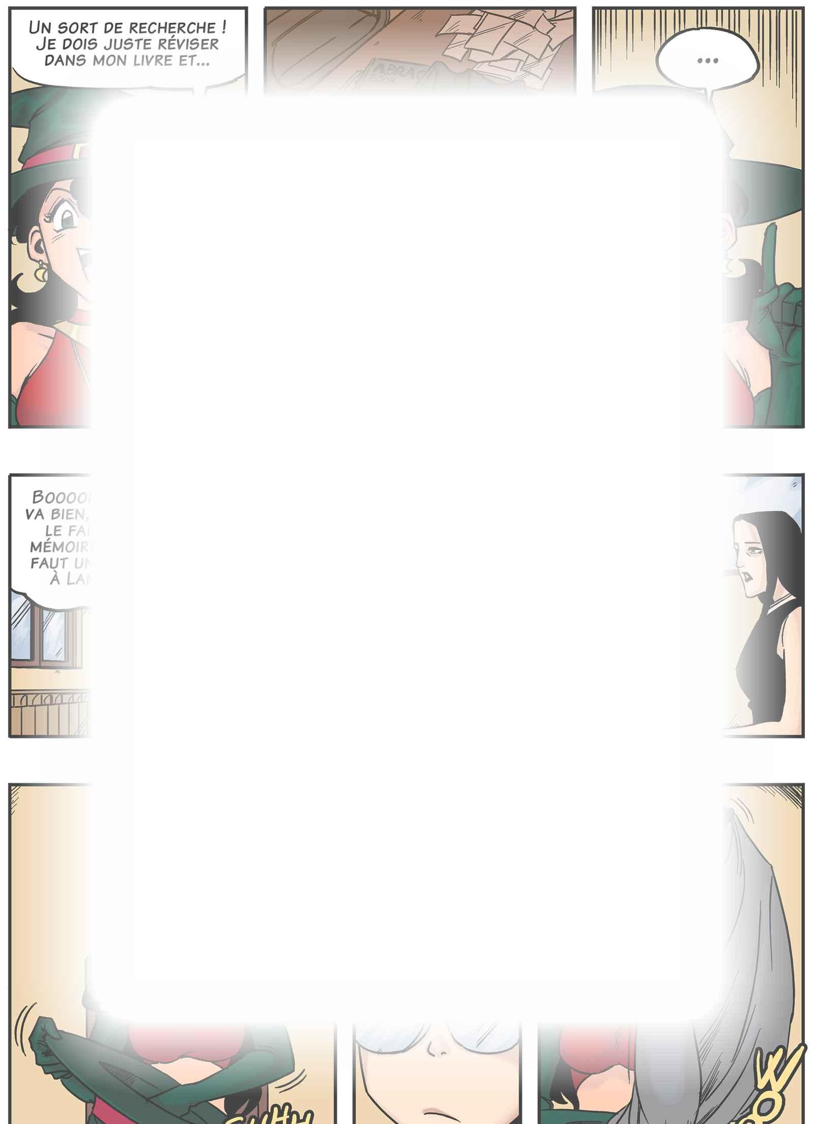 Hémisphères : Chapitre 13 page 9