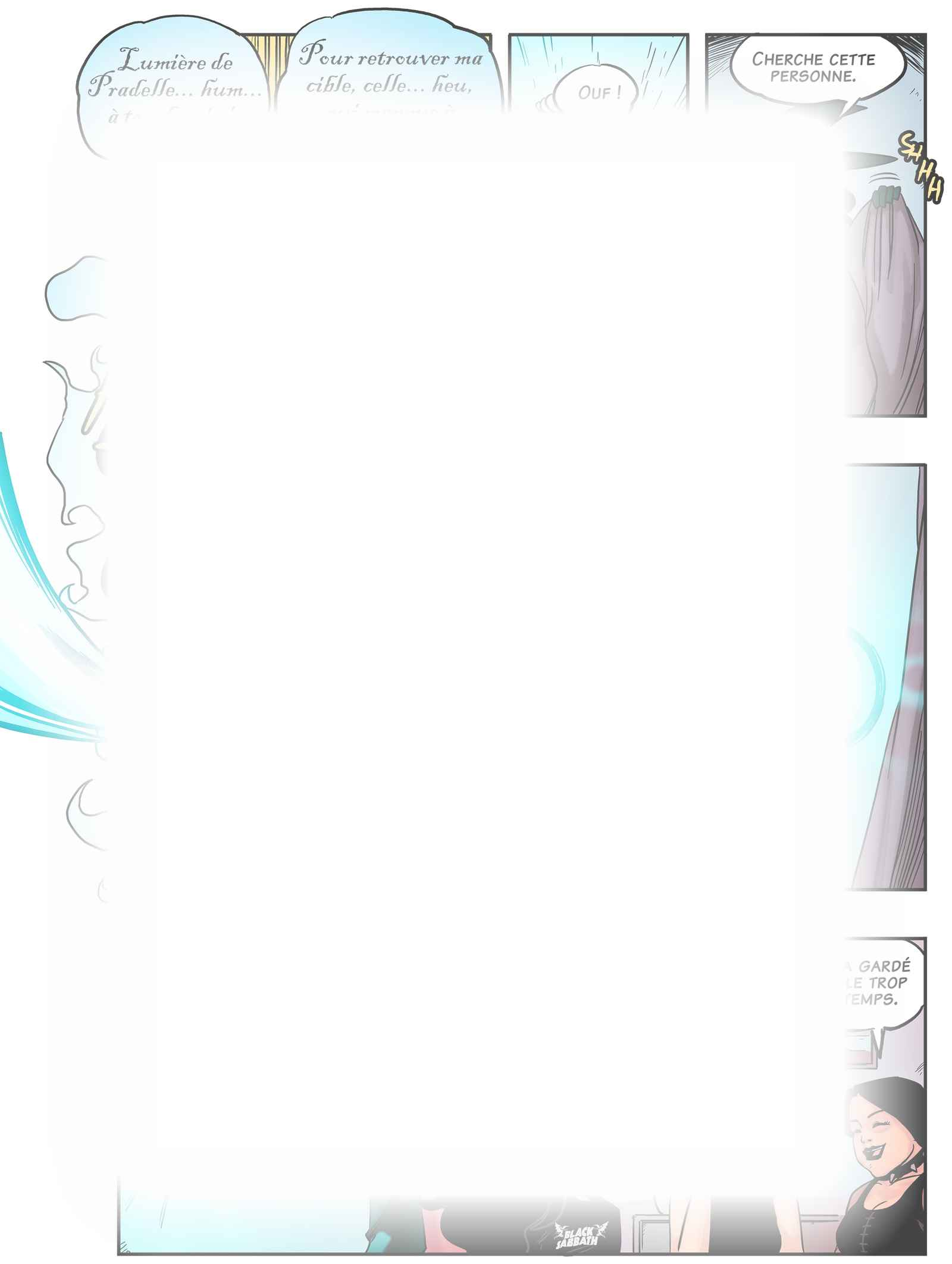Hémisphères : Chapitre 13 page 11
